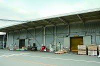 セイグン本社物流センター冷蔵倉庫
